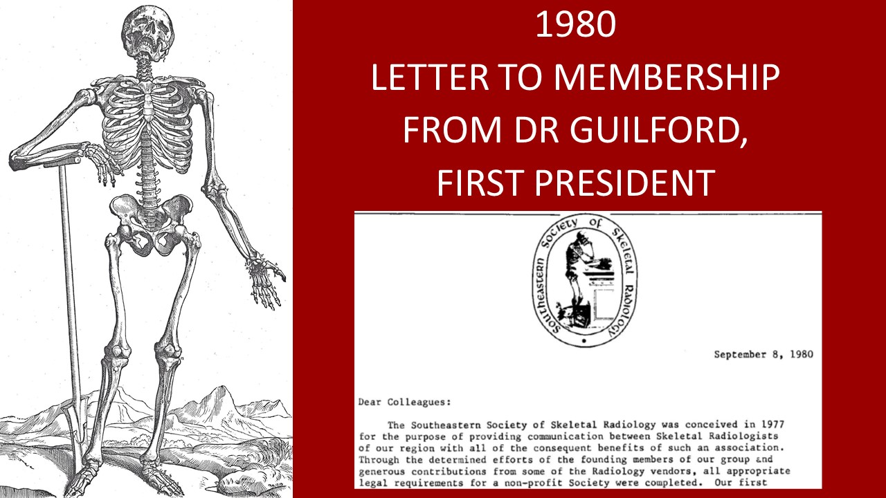 1980 Guilford letter