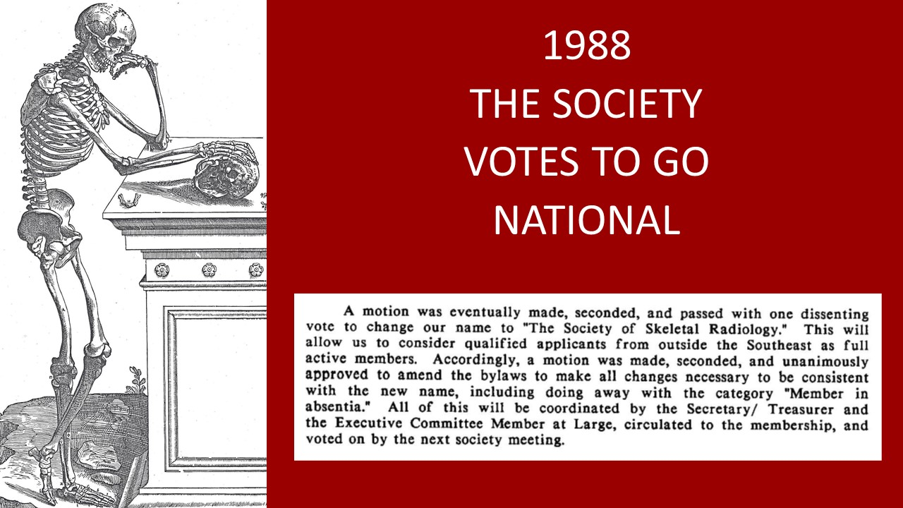 1988 first national vote